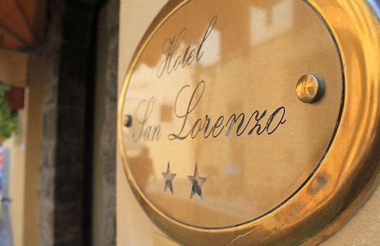 HOTEL SAN LORENZO, FLORENCE **